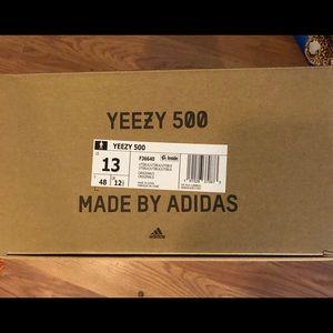 31dd37f8cf57e Yeezy Shoes - Yeezy 500 Utility Black